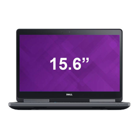 Dell Precision 7510 - No OS