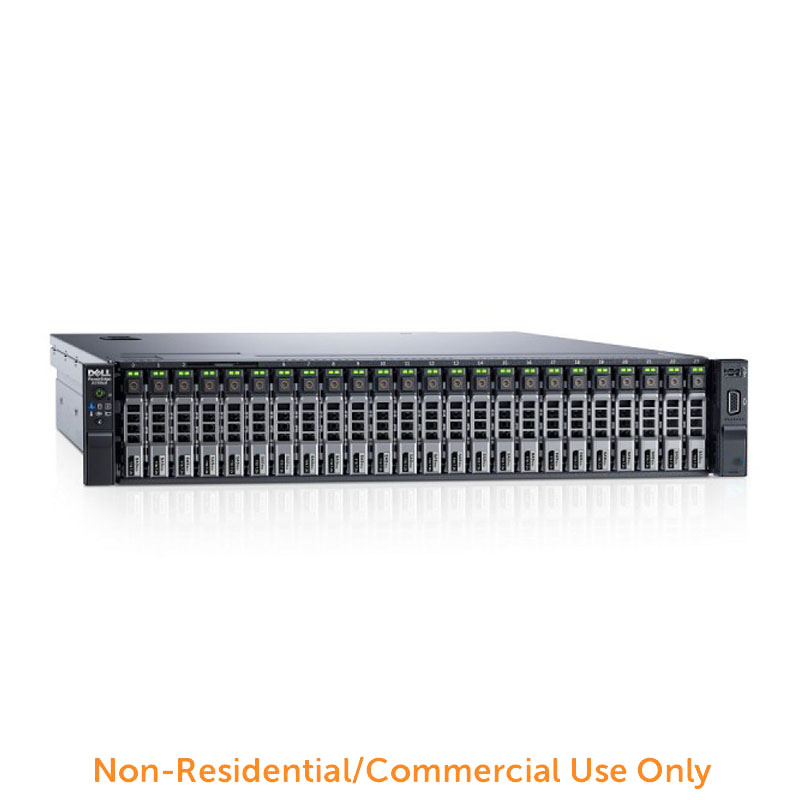 Dell PowerEdge R730xd (24-Port)