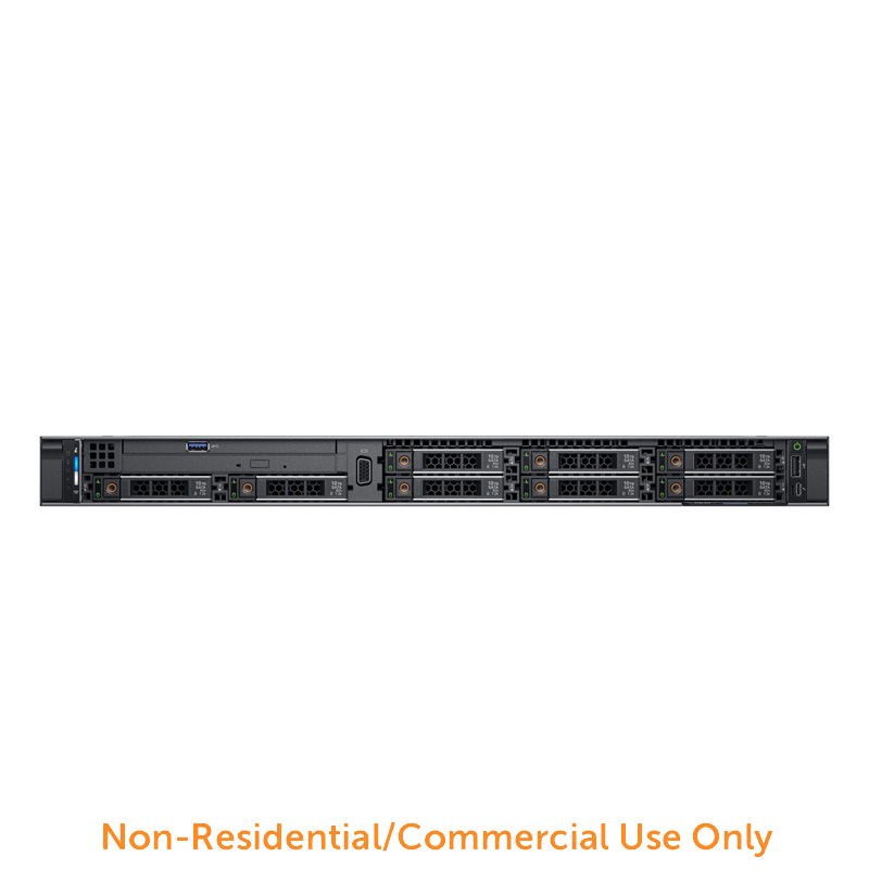 Dell PowerEdge R640 (8-Port)
