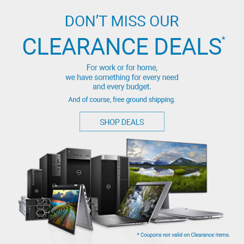 Great prices on Dell Refurbished Computers